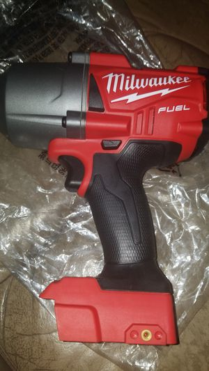 """Milwaukee Fuel 1/2"""" Square- Ring high torque Impact Wrench for Sale in BALTIMORE, MD"""