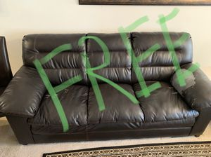 Couch and chair for Sale in Manassas Park, VA
