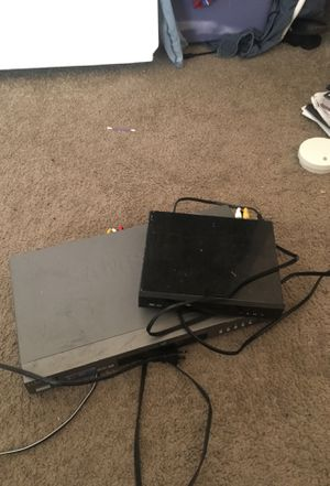 🔥2 DVD Players for 30$ 🤫 for Sale in Raleigh, NC