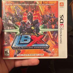 3DS Nintendo Game Thumbnail