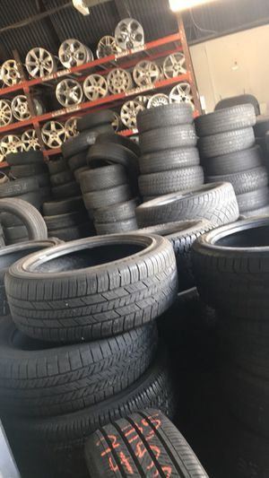 Used Tires Tons Of Sizes for Sale in Hyattsville, MD