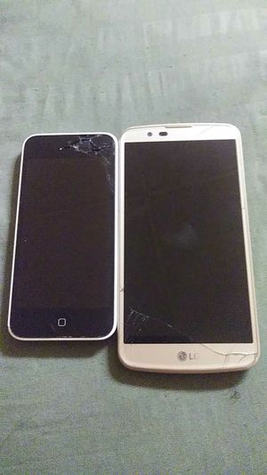 IPhone & LG K10 for Sale in Baltimore, MD