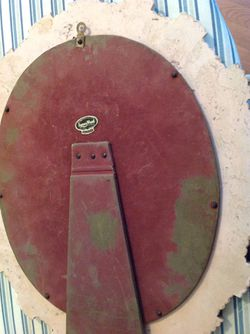 VINTAGE PINK MIRROR BY SYROCO Thumbnail