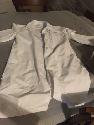Used, White lab coat size x s for sale  Tulsa, OK