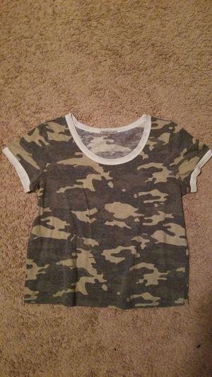 42ac405a36dd New and Used Camo shirt for Sale in Fife, WA - OfferUp