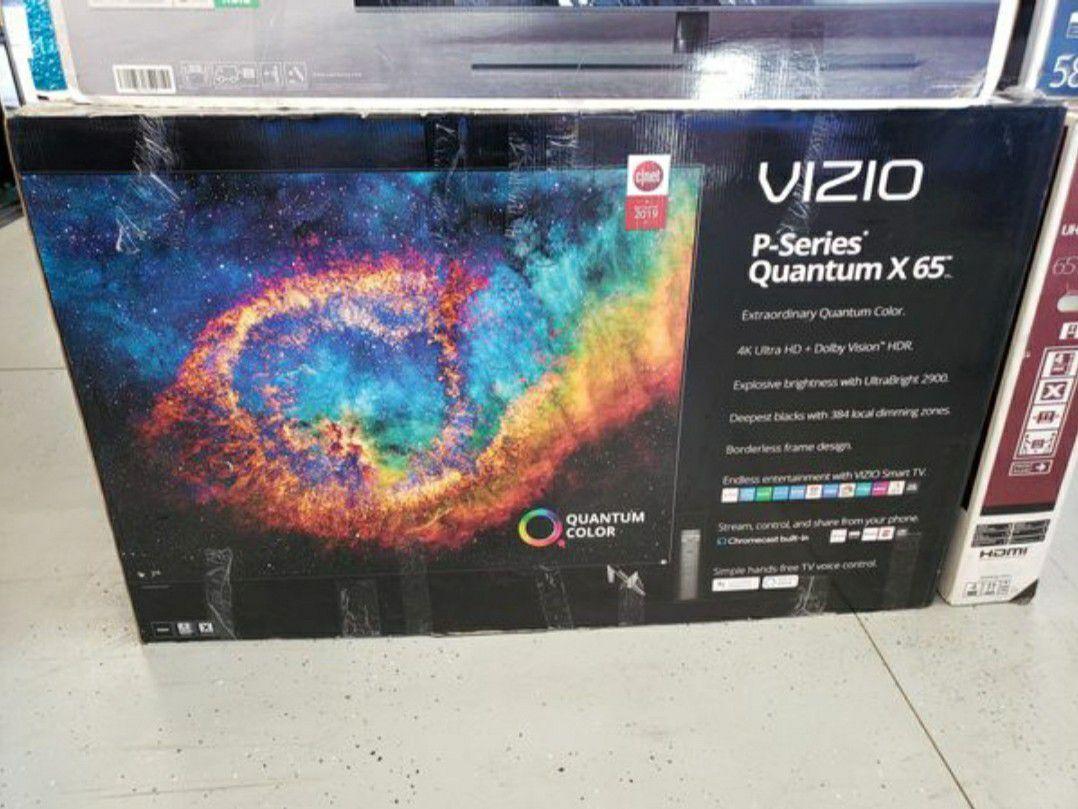 "65"" Vizio P Series Quantum X 4k UHD Smart HDR LED Tv"