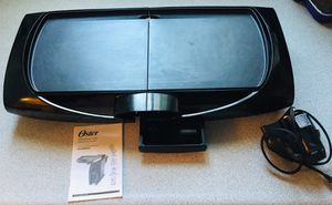 Oyster Folding Electric Griddle for Sale in Reston, VA