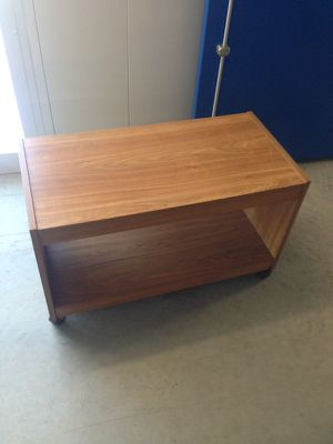 Coffee Table with Wheels ( Removable ) for Sale in Richmond, VA
