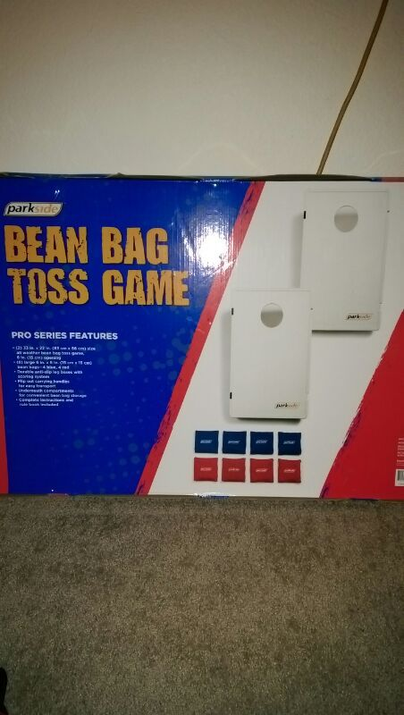 Parkside Bean Bag Toss For In Fresno Ca Offerup