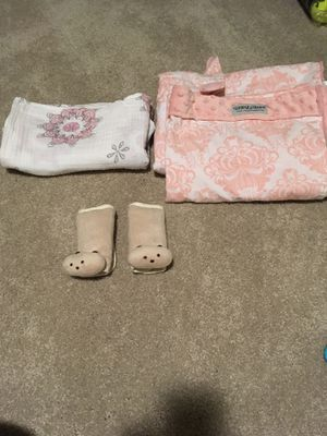 Car Seat Canopy and Aden and Anais car seat covers for Sale in Great Falls, VA