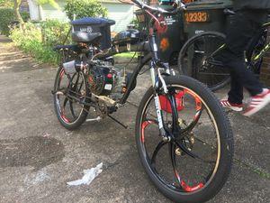 212cc motorized bike 50+mph for Sale in Washington, DC