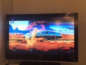 46 inch Samsung TV for Sale in Alexandria, VA
