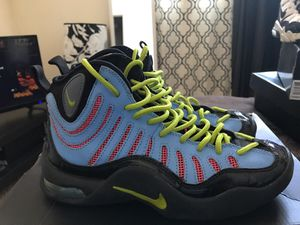 100% authentic 32fe9 0f43b Nike Air Bakin Tim Hardway 4.5y for Sale in Fremont, CA
