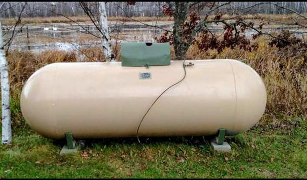 500 Gallon Propane Tank For Sale In Mora Mn Offerup