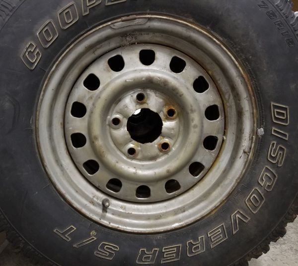 Cooper Discoverer S/T Tires For Sale In Lynnwood, WA