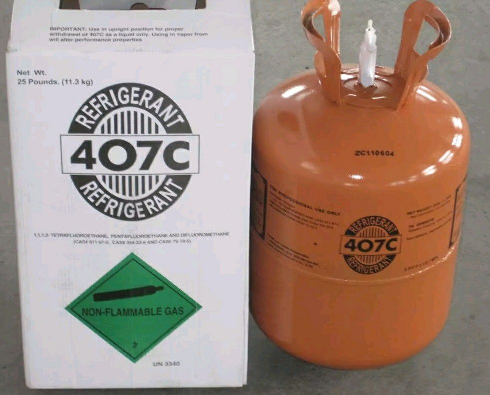 Freon r407C refrigerant Work for R22
