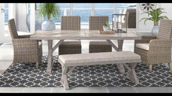 Ashley Furniture Patio Table For Sale In Cincinnati Oh Offerup