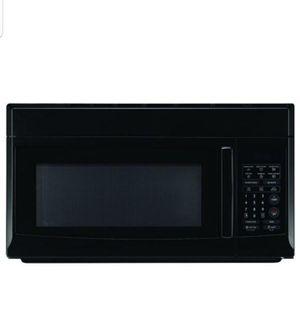 Magic chef over the range microwave