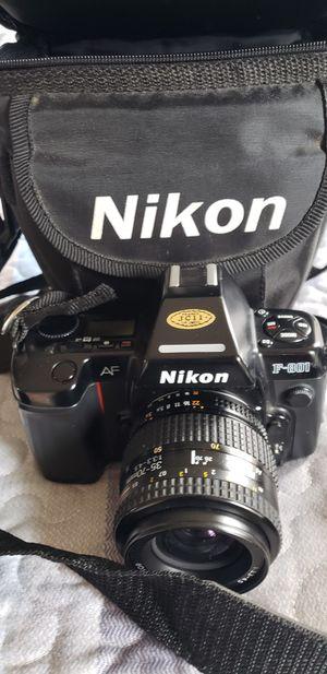 Nikon F 801 for Sale in Clarksburg, MD