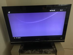 "32"" Sony Bravia LCD TV for Sale in Washington, DC"