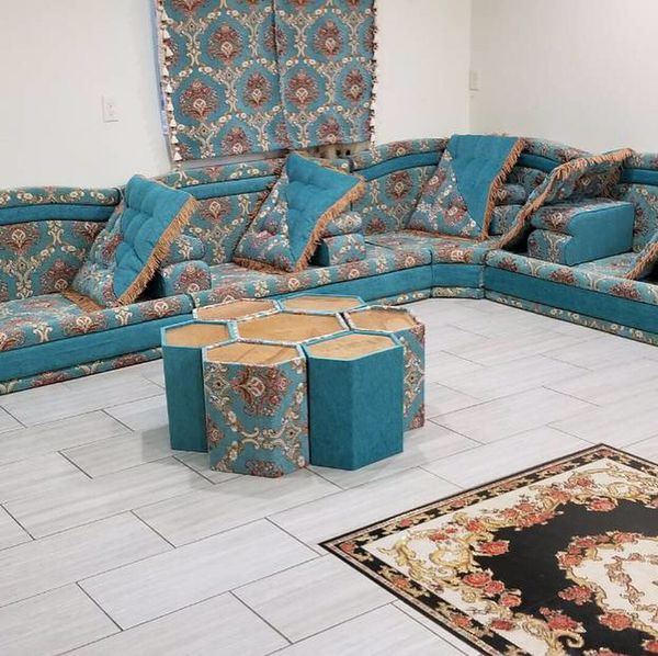 Custom furniture (Arabic Majlis) for Sale in Hamtramck, MI - OfferUp