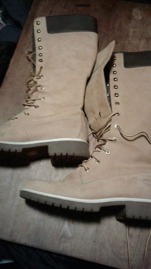 timberland lady's boots for Sale in Washington, DC