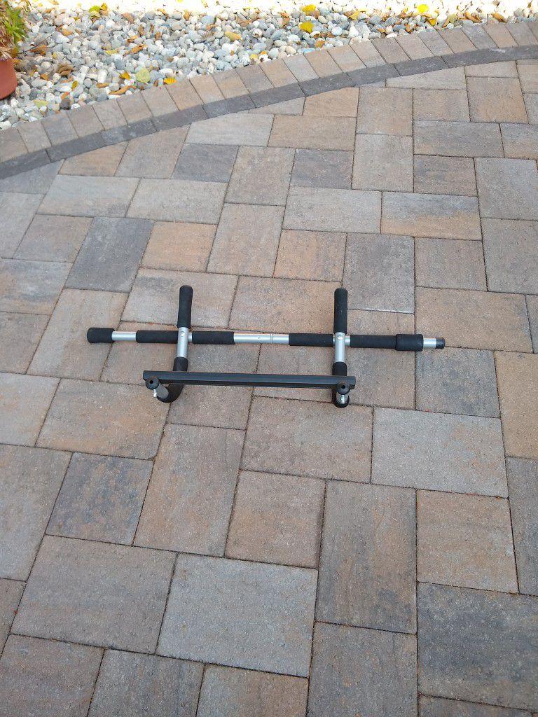 Iron Gym Pull Up Push Up Bar
