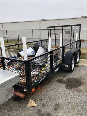 Utility trailer Holmes 14X6 2010 for Sale in Dale City, VA
