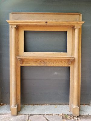 Antique Fireplace Mantel for Sale in Denver, CO