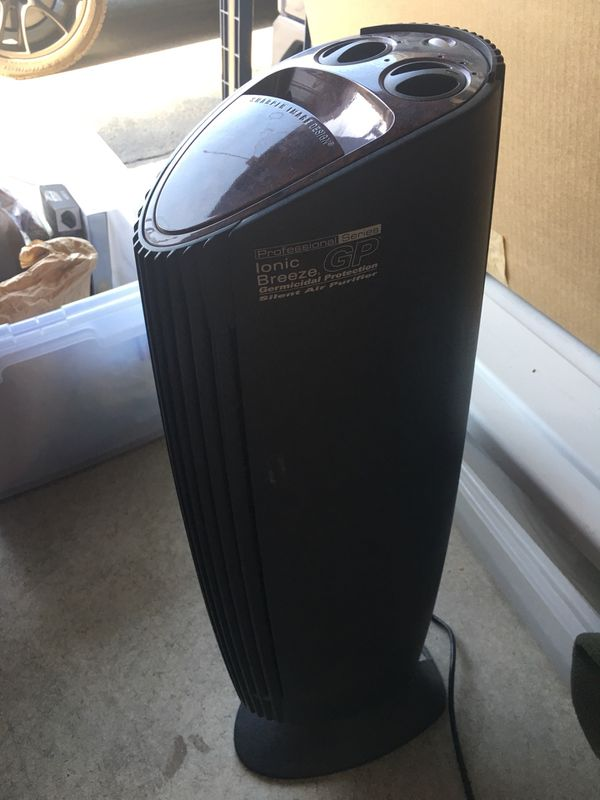 Sharper Image Ionic Breeze Air Purifier For Sale In Reno Nv Offerup