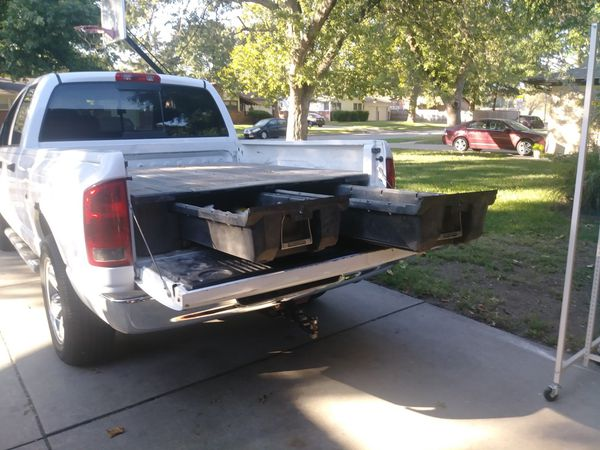 Dodge Ram Truck Bed For Sale >> Deck Truck Bed Storage For Sale In Wichita Ks Offerup