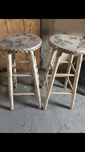 2 Decorative Stools for Sale in Pickerington, OH