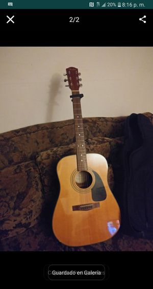 Guitarra fender for Sale in Fallbrook, CA