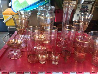 Glass set Thumbnail