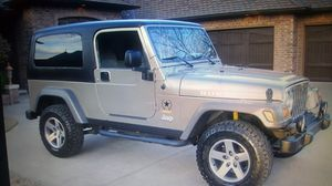 •Perfect 2005 Jeep Wrangler • This ad is for my sister please email her :•• Amyglass55@Gmail•Com•• you will get all info. Thanks! for Sale in Alexandria, VA