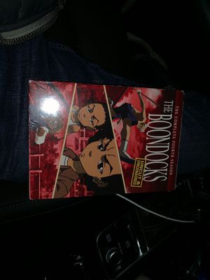 Boondocks Season 4 for Sale in Fairfax, VA