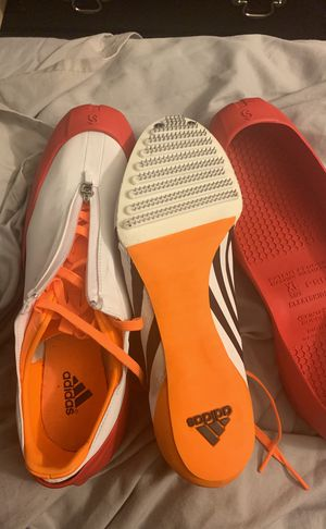 amargo agrio extraño  Adidas bobsled skeleton luge ice spikes for Sale in Victorville, CA -  OfferUp