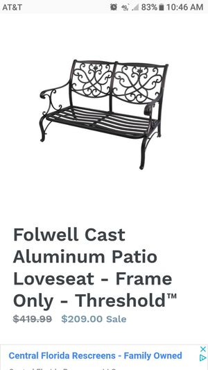 Outdoor furniture for Sale in Wahneta, FL