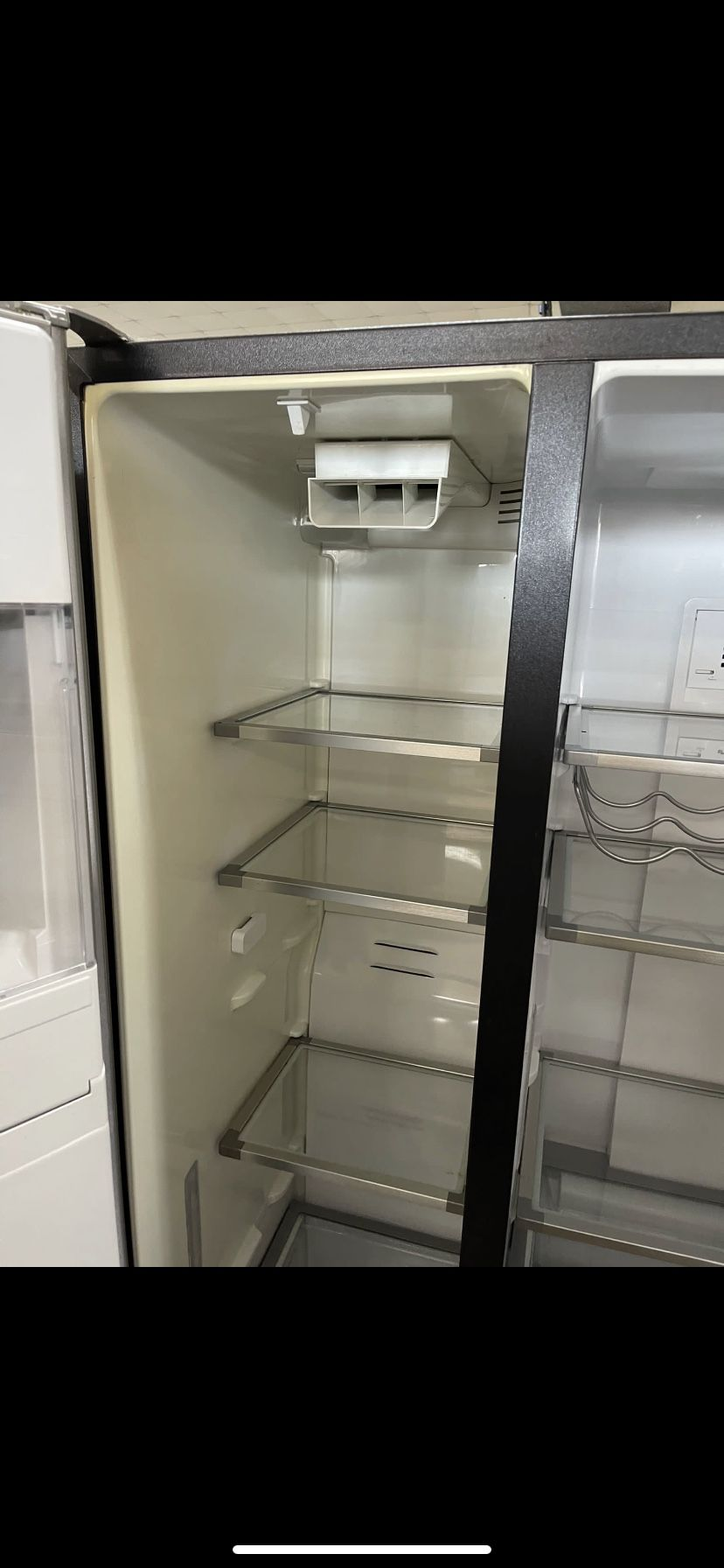 BRAND NEW Stainless Steel Kitchen Aid Refrigerator! WE FINANCE, No Credit Checks💰FREE DELIVERY 🚚
