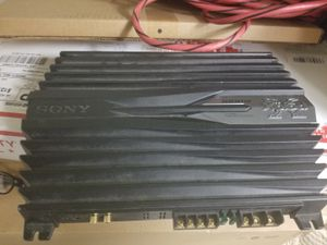 Sony Xplode 1200w amp for Sale in Gambrills, MD