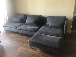 Phenomenal New And Used Grey Sectional For Sale In Austin Tx Offerup Ibusinesslaw Wood Chair Design Ideas Ibusinesslaworg