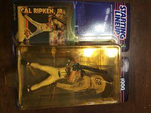 Baltimore Orioles Cal Ripken Jr Starting Lineup 1999 collectible action figure for Sale in Mesa, AZ