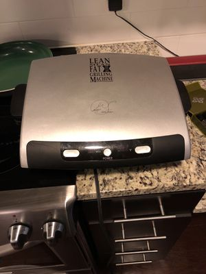 George Foreman grill for Sale in Houston, TX