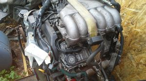Photo 1999 Toyota, 3.4 engine from a 4runner. Lo miles, excellent condition. Complete with ECM and wiring harness.