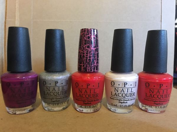 O P I nail polishes for Sale in Gardena, CA - OfferUp