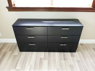 NEW DRESSER AND 2 NIGHTSTANDS. DRESSER ALSO SOLD SEPARATELY  Thumbnail