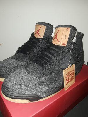 db1f9065acf5 Jordan 4 levi black (size 11) for Sale in Aurora
