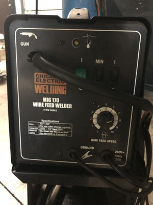 Mig 170 welder for Sale in Kissimmee, FL