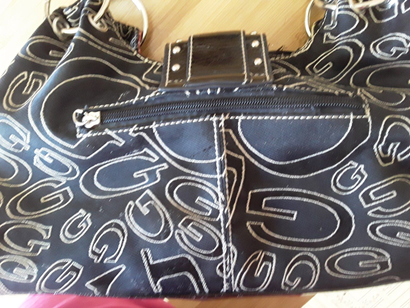 Guess designer purse
