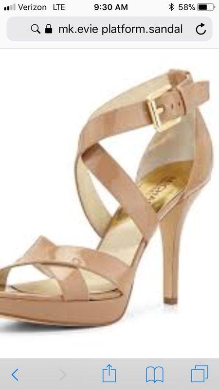 "06e6106a7fa Michael Kors ""Evie"" Platform Sandal for Sale in Cape Coral"